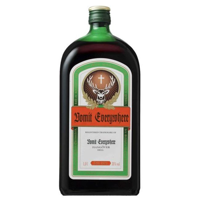 If Alcohol Labels Were Honest