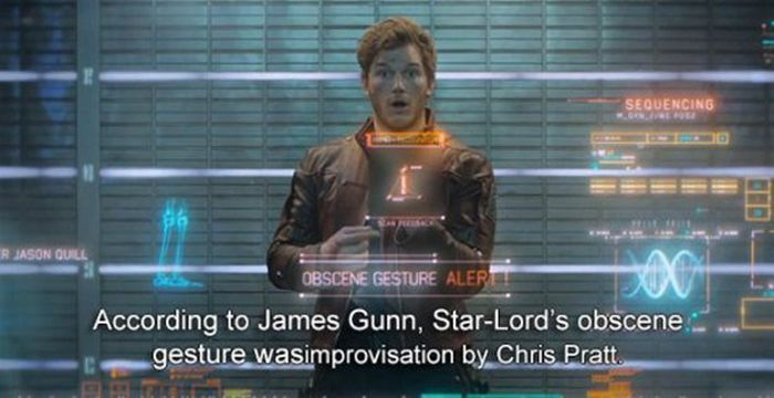 Facts You Didn't Know About Guardians Of The Galaxy