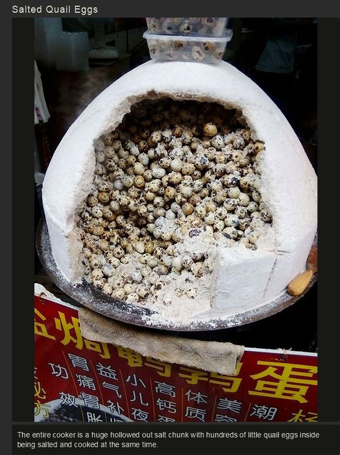 Crazy Food Found On The Streets Of China