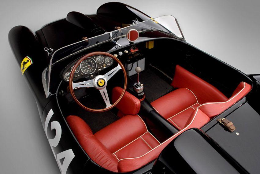 Ferrari old cars