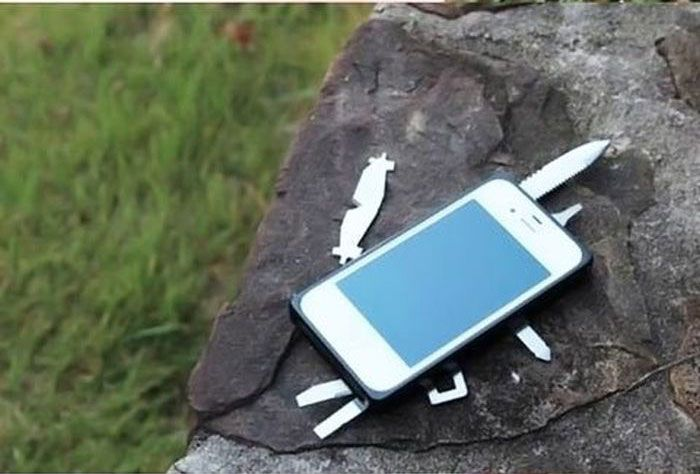Everyone Needs This Swiss Army iPhone Case
