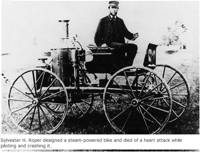 Famous Inventors Who Were Killed By Their Inventions Others