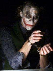 Candid Photos From The Dark Knight Interrogation Scene