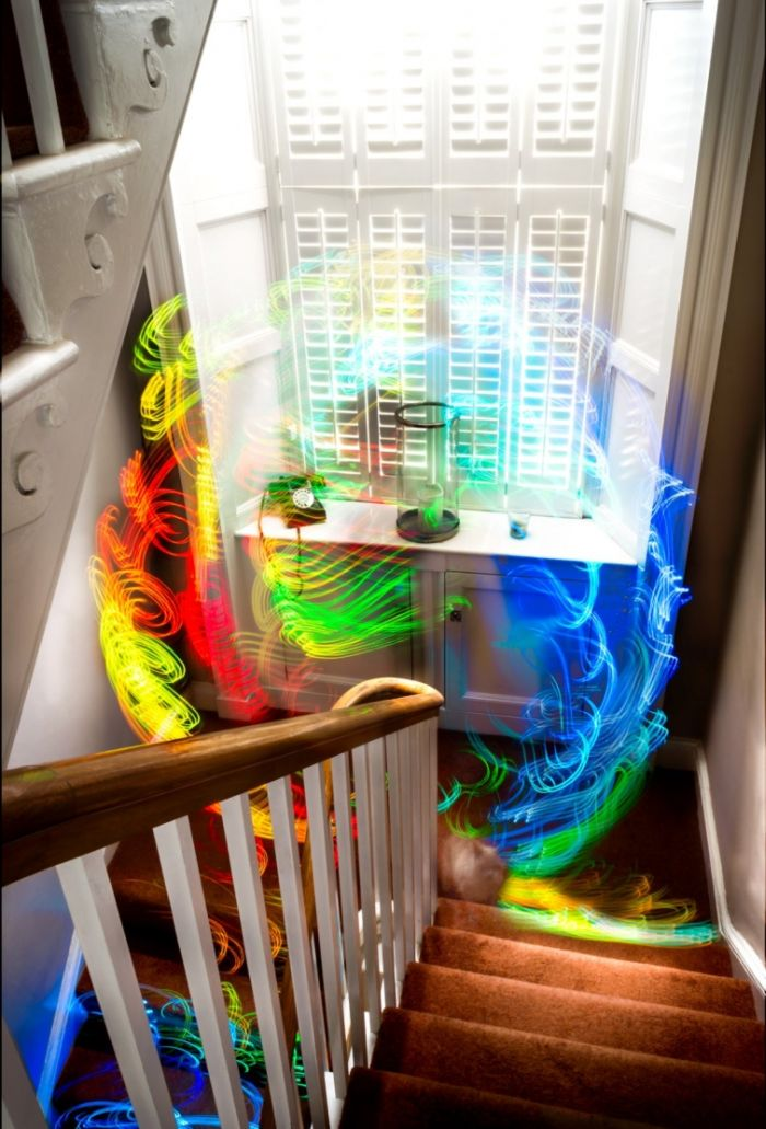 Amazing Images Show How Wi-Fi Works
