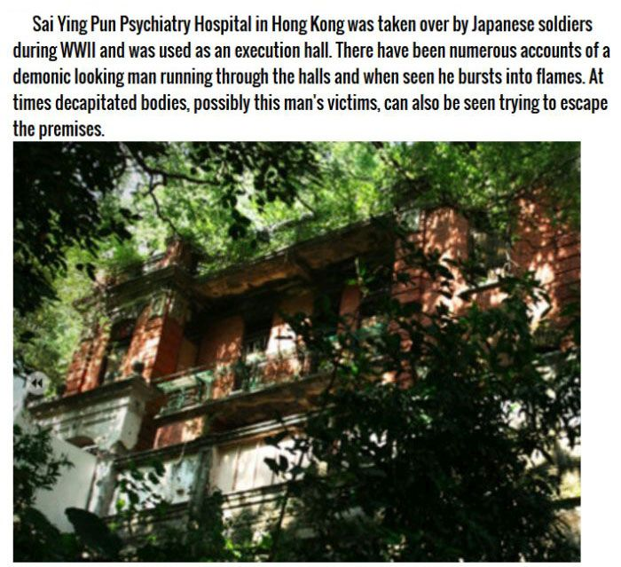 The Spookiest Real Life Haunted Hospitals Ever