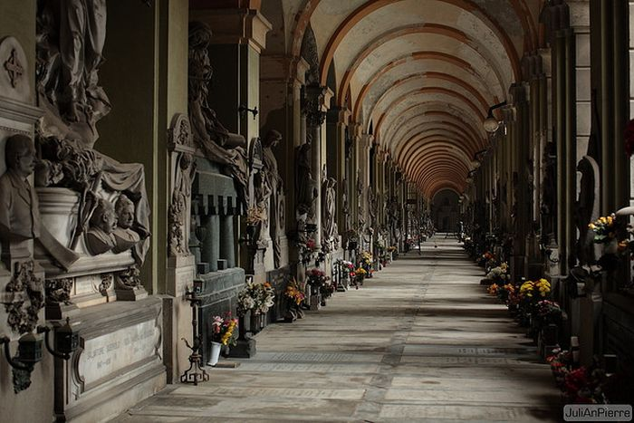 The Epic Monumental Cemetery Of Staglieno