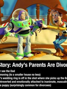Ridiculous Fan Theories About Movies And TV Shows