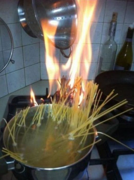 These People Clearly Don't Know How To Cook