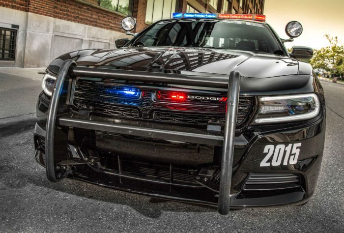 The New Dodge Cop Cars Are Intense