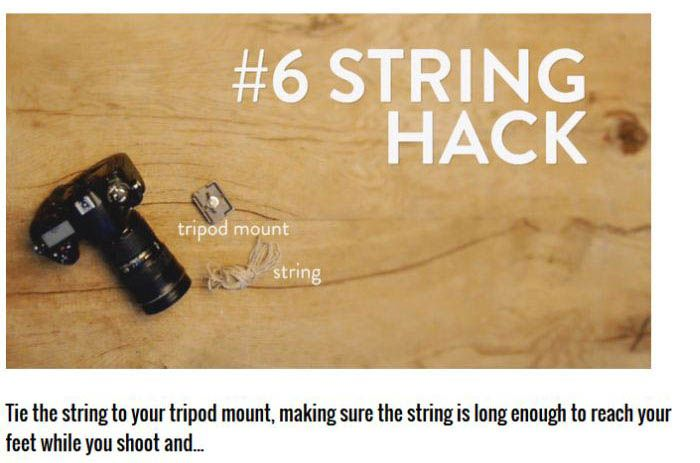 7 Photography Hacks You Can Use To Become A Pro