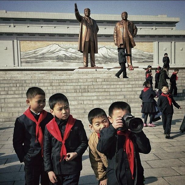 Uncensored Photos Of Life Inside North Korea
