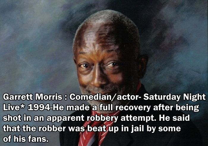 20 Famous People Who Got Shot And Lived