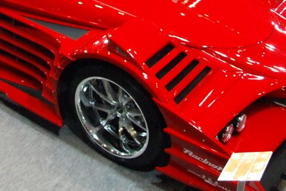 DragStar F1 Dragon (Toyota MR-S)