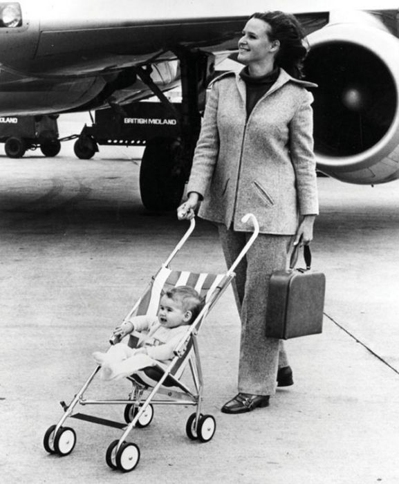 Baby Strollers Back In The Day And Today