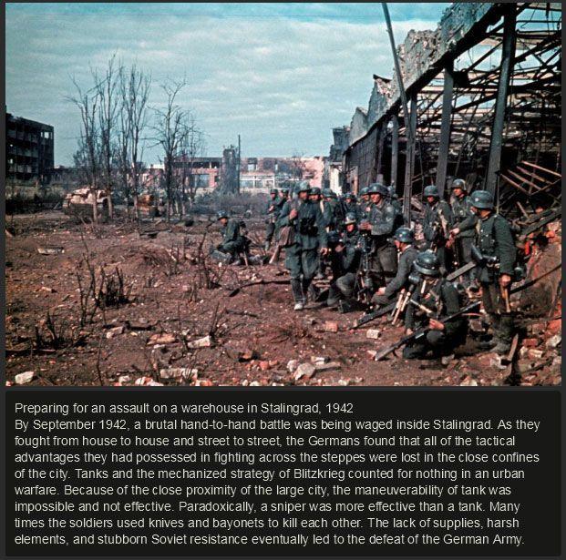 Rare Historical Photos From World War II
