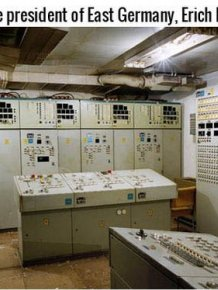 The Remaining Relics From The Cold War