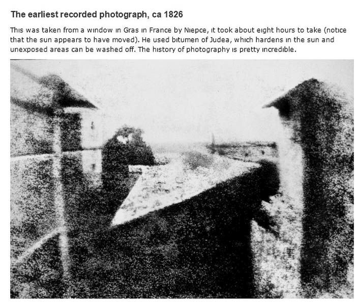 Epic Photos From History