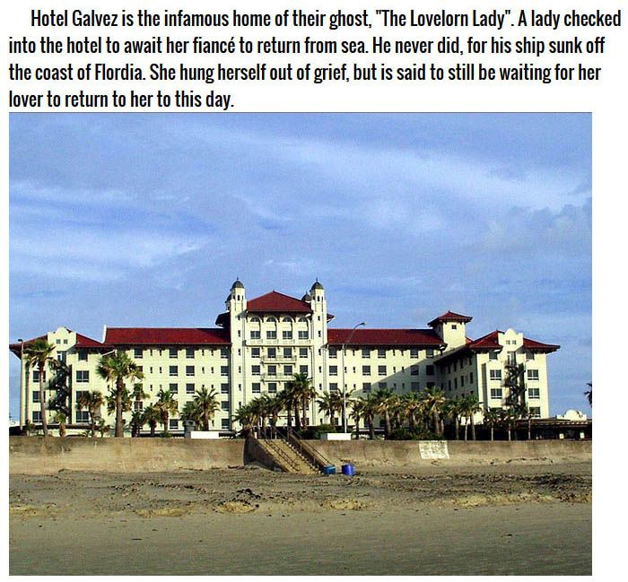 Meet A Ghost At One Of These Haunted Hotels