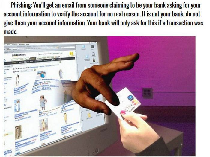 Scams To Watch Out For On The Internet
