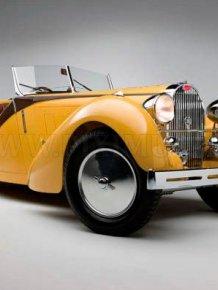 Bugatti type 57 grand raid roadster, 1935