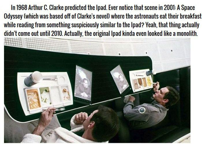 Smart Minds From The Past That Predicted The Future