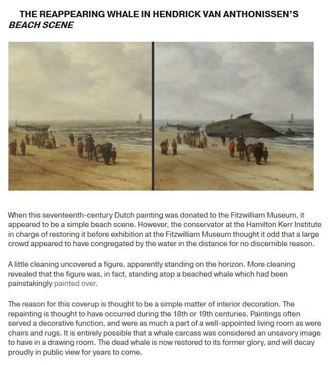 Secret Messages Hidden In Famous Paintings