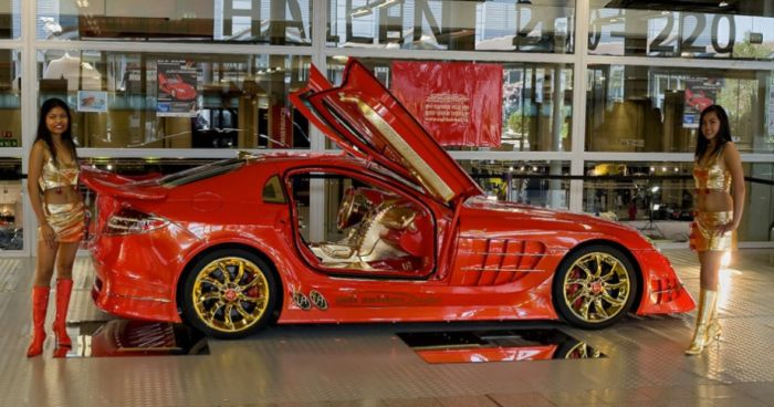 $10 Million Dollar Mercedes Is Worth Every Penny