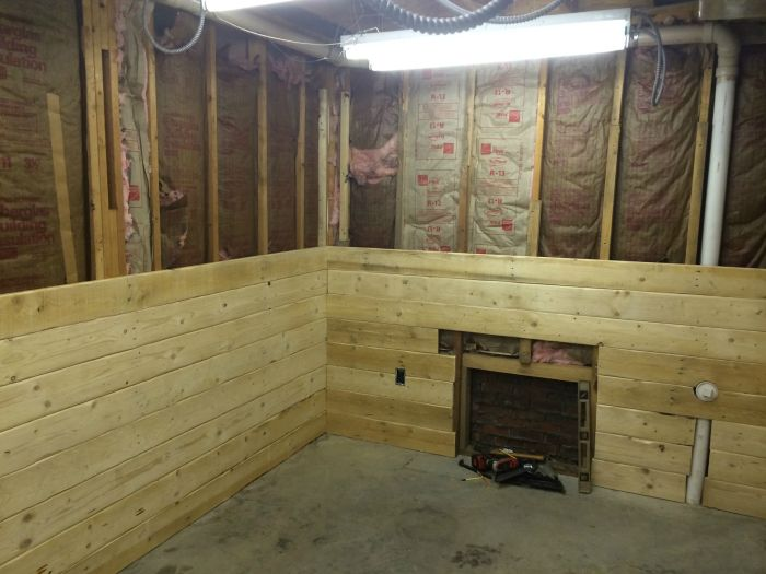 From Basement To Man Cave For Only $107, part 107