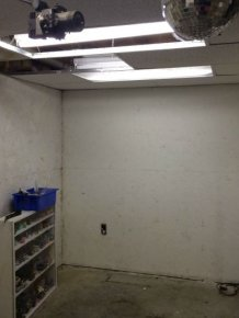 From Basement To Man Cave For Only $107