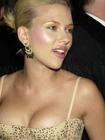 Scarlett Johansson In All Her Glory