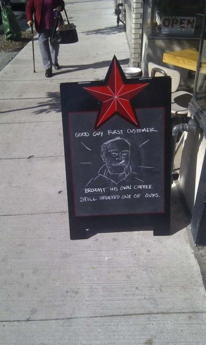 25 Restaurant Signs That Will Get Your Attention