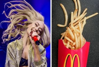 When Food Looks Like Iggy Azalea