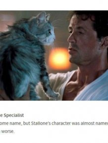 Sylvester Stallone's 15 Best Character Names Ever