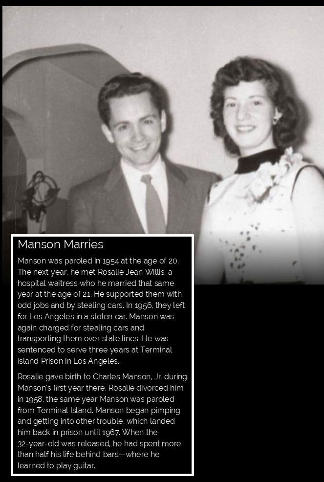 The True Story Of The Manson Family Others