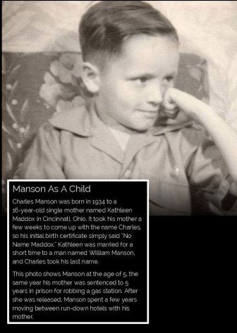 The True Story Of The Manson Family