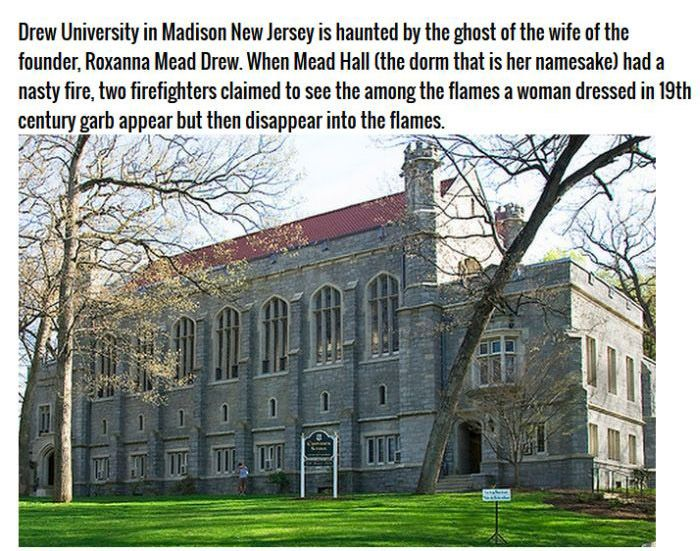 The Most Haunted Schools America Has To Offer