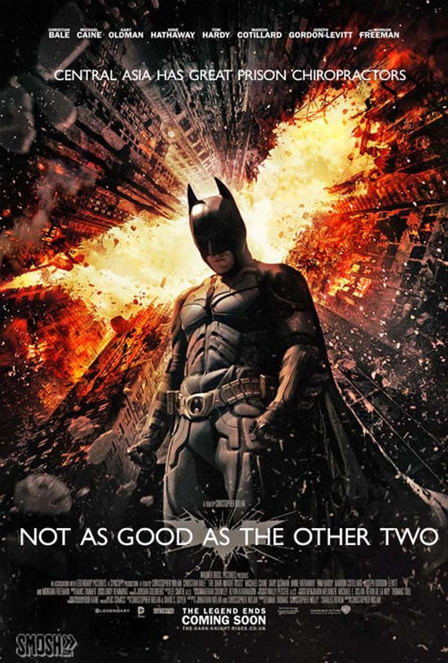 If Movie Posters Were Brutally Honest