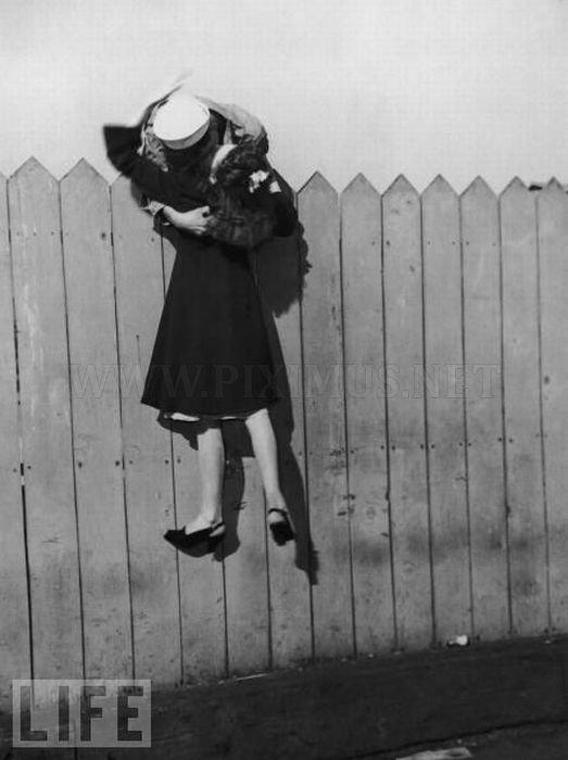 Kissing Everywhere