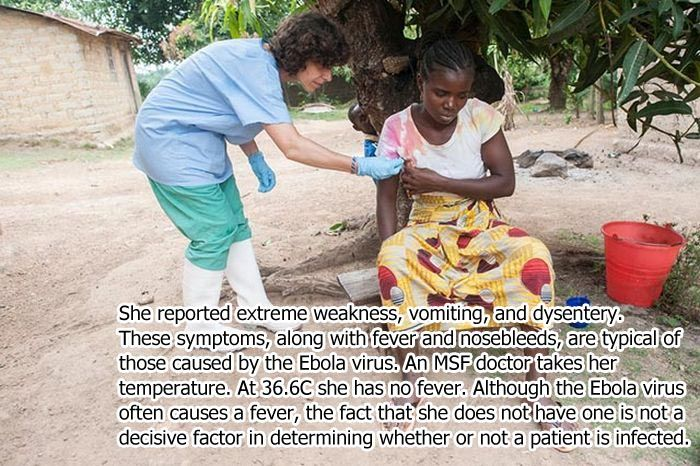 The Story Of Finda Kamano's Battle With Ebola