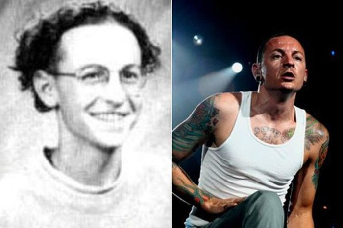Famous Musicians And Their Awkward Yearbook Photos