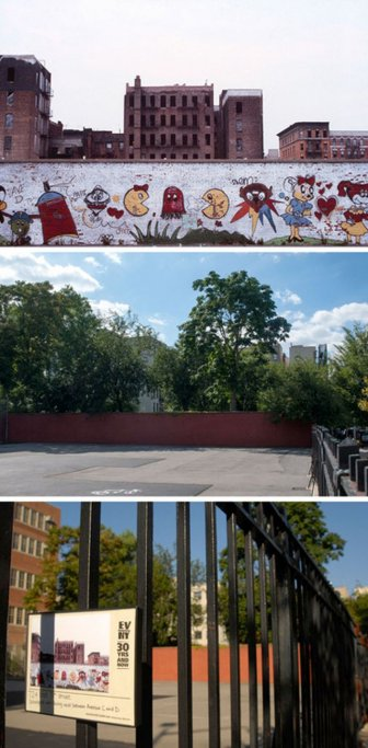 New York's East Village Back In The Day And Today
