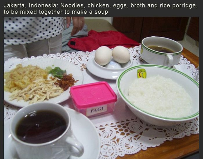What Hospital Food Is Like Around The World