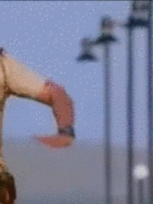 Over The Top Bollywood Film Stunts