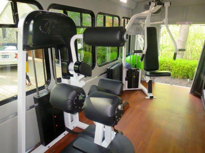 Long Island's Gym On Wheels