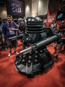 The Coolest Things You Could See At Fan Expo