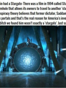 Crazy Conspiracy Theories That People Believe Are True