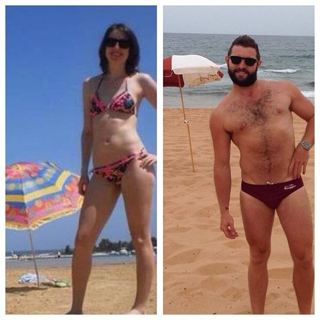 This Guy Is Recreating Girls' Tinder Pics And It's Hilarious