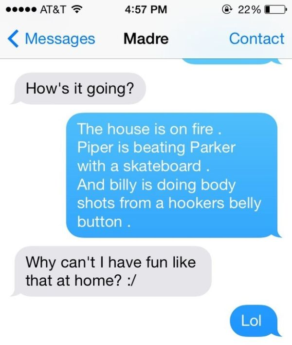These Parents Text So Much Better Than Their Kids Do