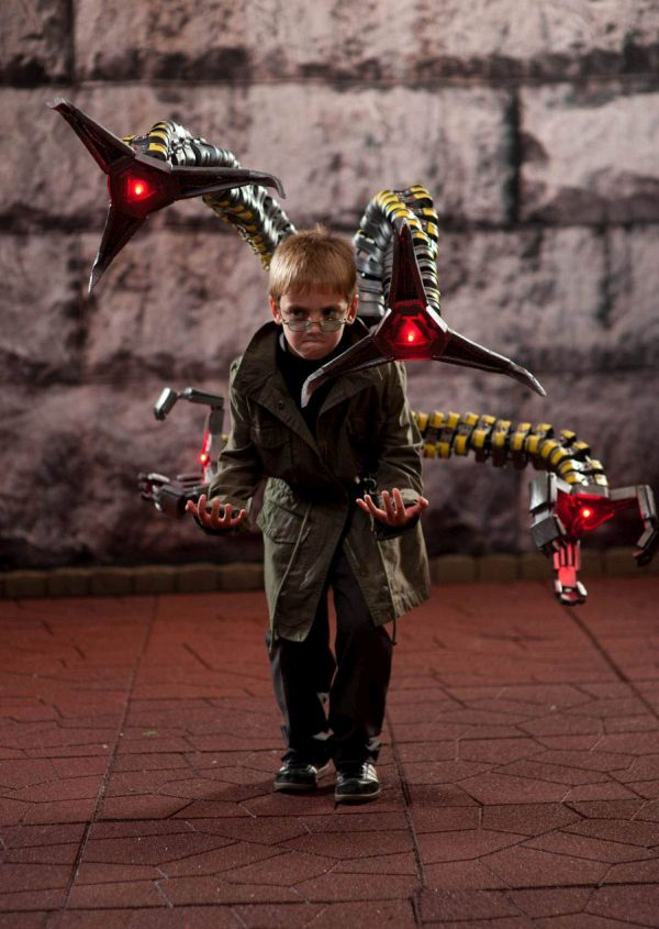 The Best Dr. Octopus Cosplay Ever