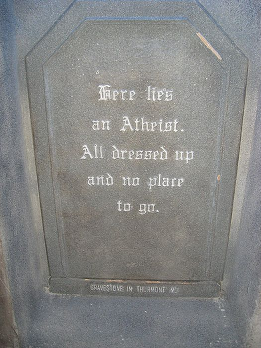 The Funniest Tombstones This World Has To Offer